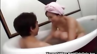 Japanese Milf Sex Lessons Not Stepson Taboo 1