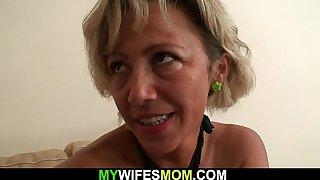 Sexy girlfriends mom