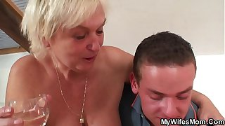 Very old mother in law taboo sex