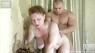 forced mom and son ferro