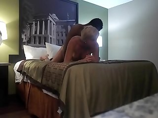Blonde Cougar Fucked By Big Black Cock Tinder Date