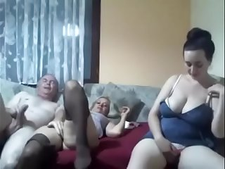 chaturbate mature orgy webcam